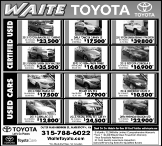 Ads   Watertown Daily Times