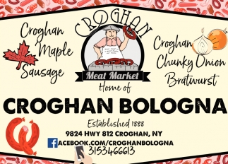 Home Of Croghan Bologna