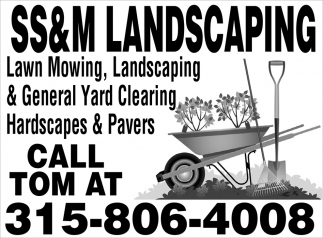 Lawn Mowing - Landscaping