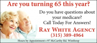 Are You Turning 65 This Year?
