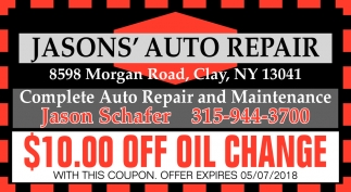 Complete Auto Repair And Maintenance