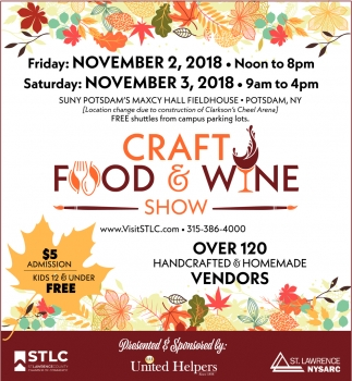 Craft Food & Wine Show