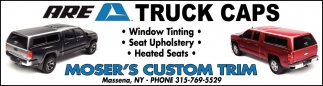 Window Tinting - Seat Upholstery - Heated Seats