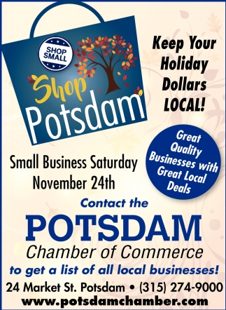 Keep Your Holiday Dollars Local!