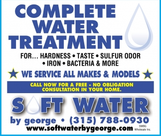 Complete Water Treatment